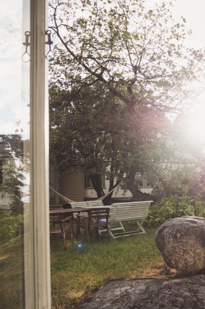 trädgårdsmöbler sekelskiftesstil